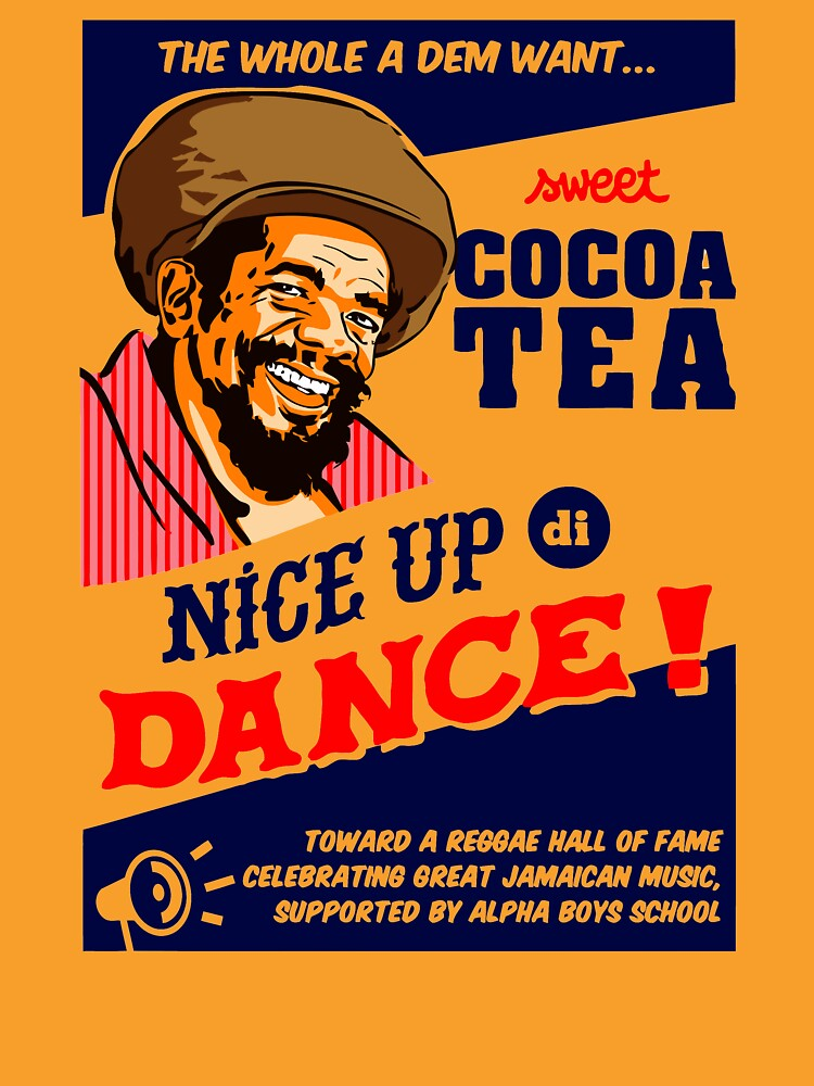 Cocoa Tea Make A Nice Dance by fooleywaltrs