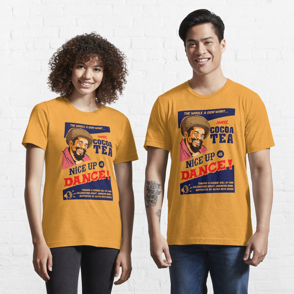 Cocoa Tea Make A Nice Dance Essential T-Shirt