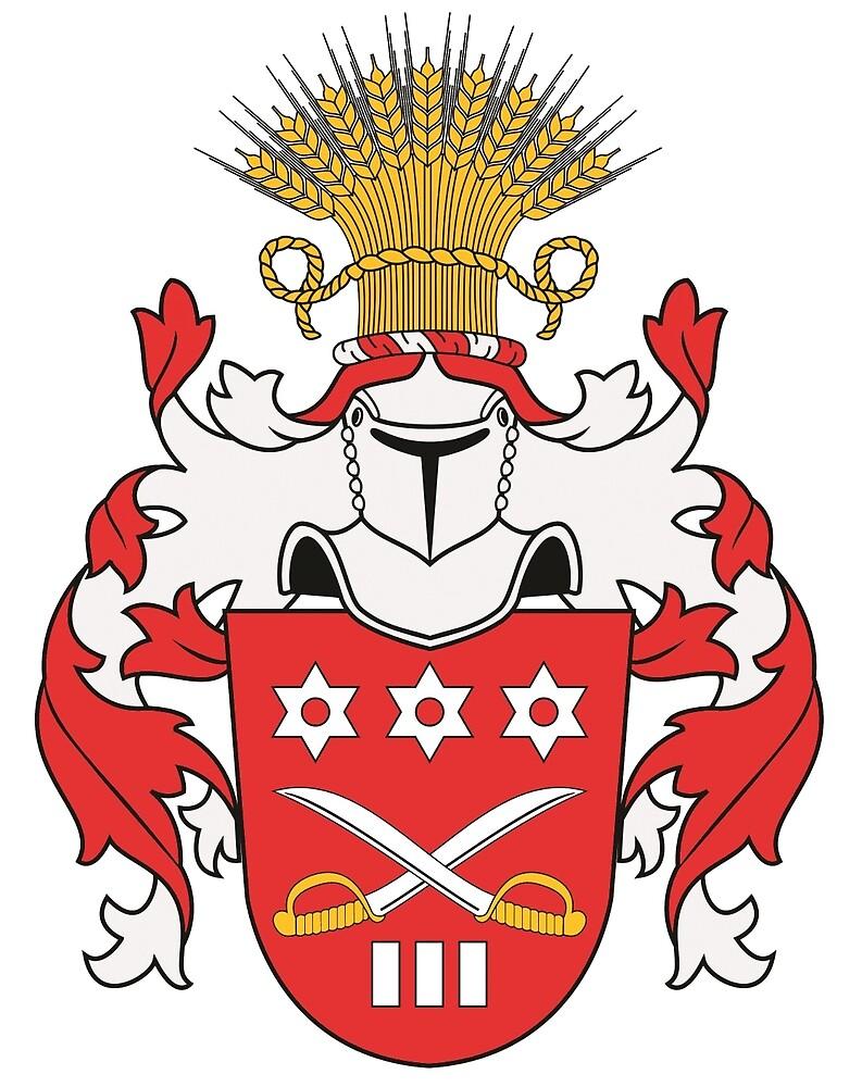 Arponen Coat of Arms by Arponen