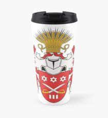 Arponen Coat of Arms Travel Mug