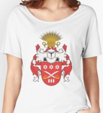 Arponen Coat of Arms Women's Relaxed Fit T-Shirt