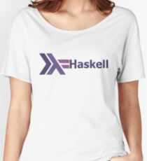 haskell programming language Women's Relaxed Fit T-Shirt