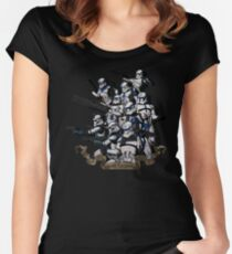 501st Women's Fitted Scoop T-Shirt