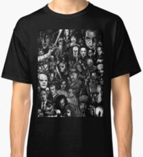 Classic Horror Movies Classic T-Shirt