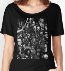 Classic Horror Movies Women's Relaxed Fit T-Shirt