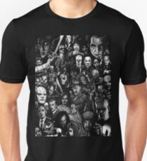 Classic Horror Movies T-Shirt