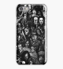 Classic Horror Movies iPhone Case/Skin
