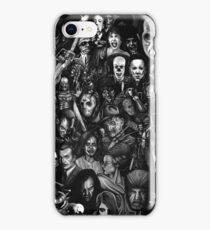 Classic Horror Movies iPhone Case/Skin