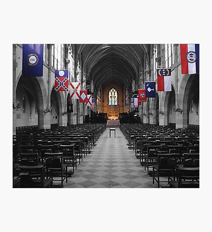 All Saints' Chapel-University of the South Photographic Print