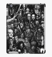 Classic Horror Movies iPad Case/Skin