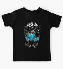The Shadows Of Aquabats Kids Clothes