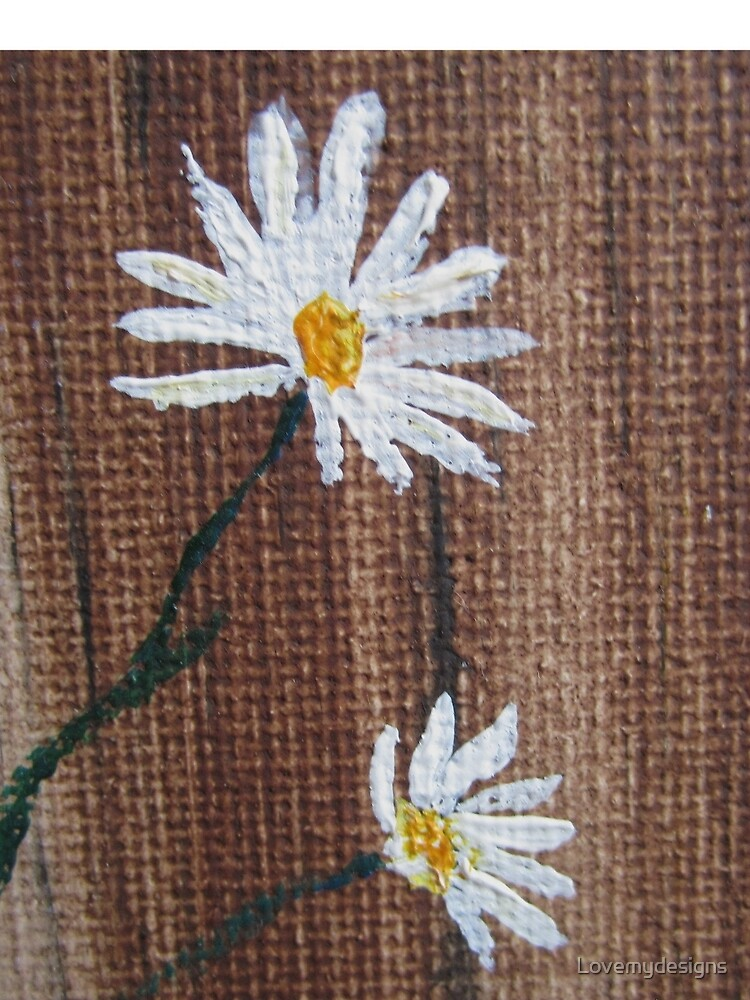 Daisies by Lovemydesigns