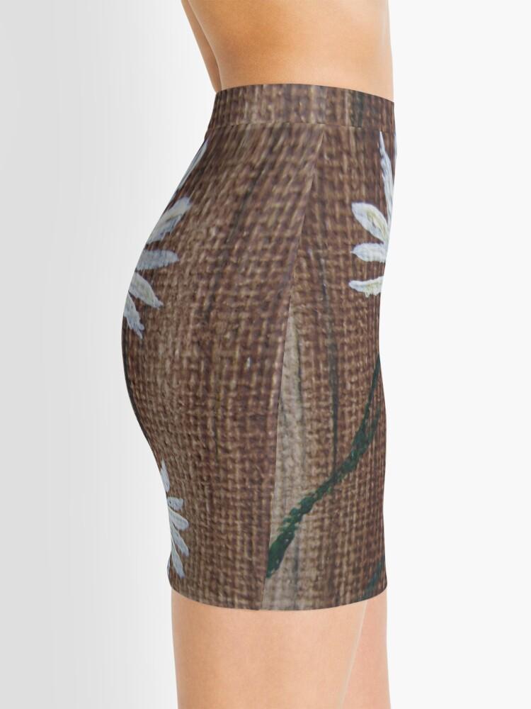 Alternate view of Daisies Mini Skirt