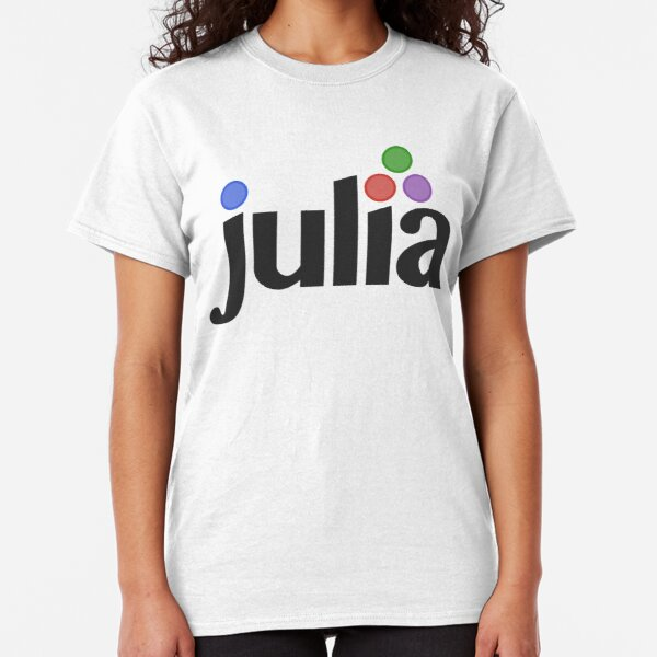 julia programming language Classic T-Shirt