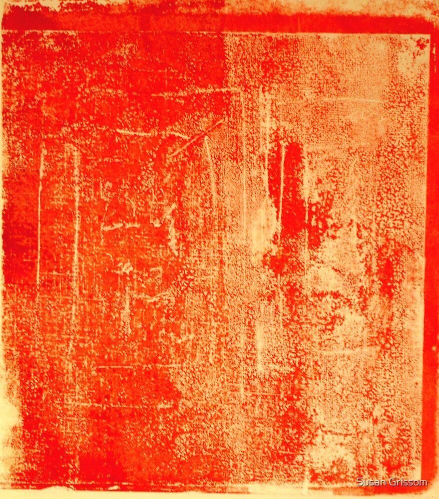 Orange No 35 by Susan Grissom
