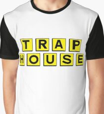 Trap House Graphic T-Shirt