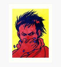 Tetsuo Art Print