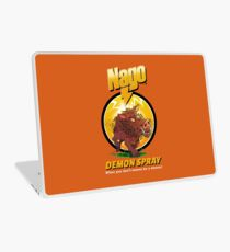 Nago Brand Demon Spray Laptop Skin