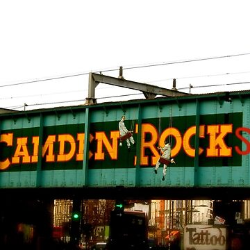 Camden Rocks! by djalicat