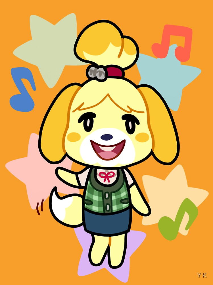 Isabelle of Animal Crossing | Women's T-Shirt
