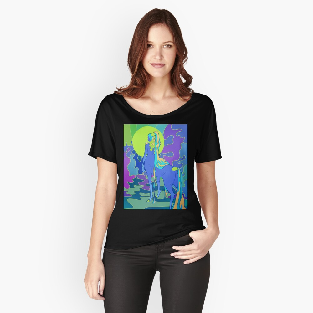 Centaur Women's Relaxed Fit T-Shirt Front
