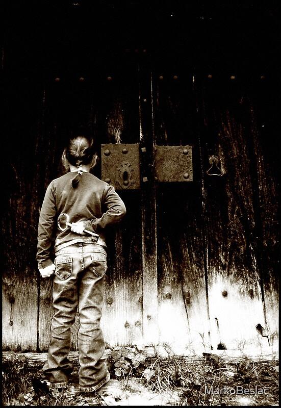 the door keeper by MarkoBeslac