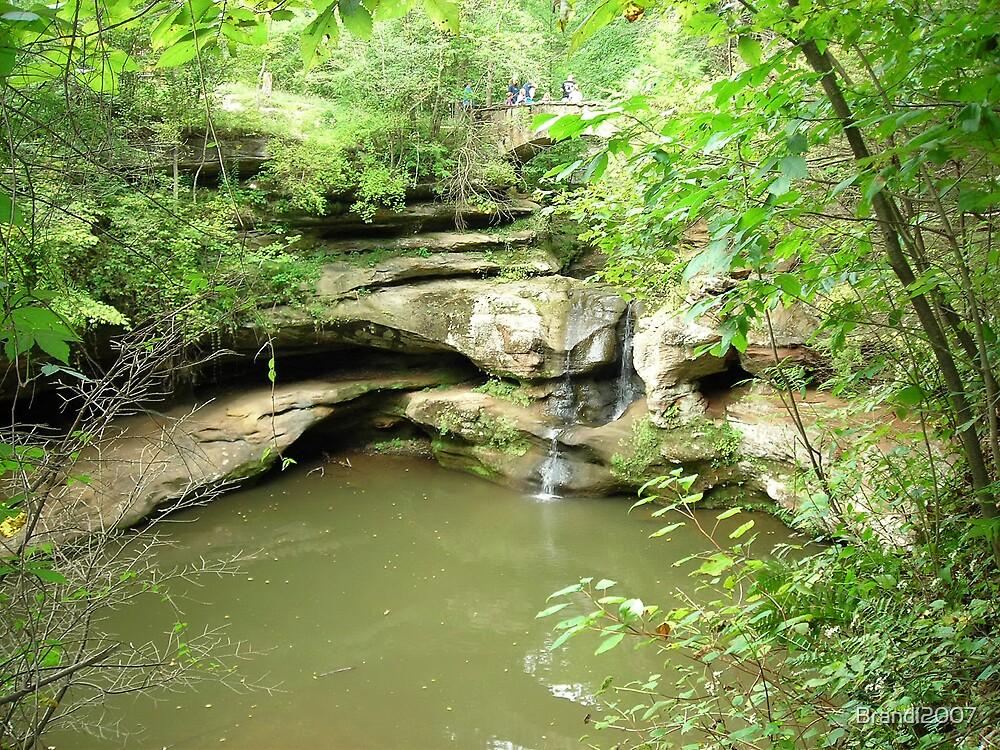 water fall by Brandi2007