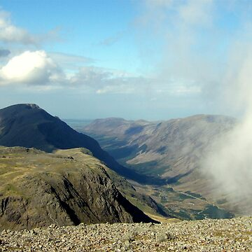Great Gable View by kjhart8