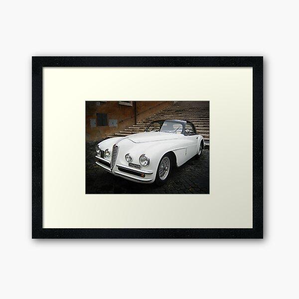 Alfa Romeo - Rome Framed Art Print