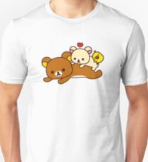 Lazy Rilakkuma Unisex T-Shirt