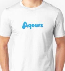 Aqours Logo Unisex T-Shirt