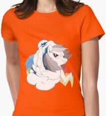 Dashie Womens Fitted T-Shirt