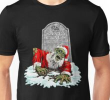 Zombie Christmas Horror Unisex T-Shirt
