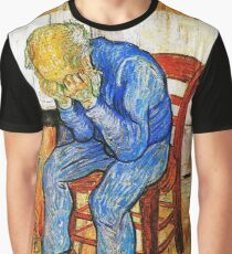 Sorrowing Old Man At Eternity's Gate Graphic T-Shirt