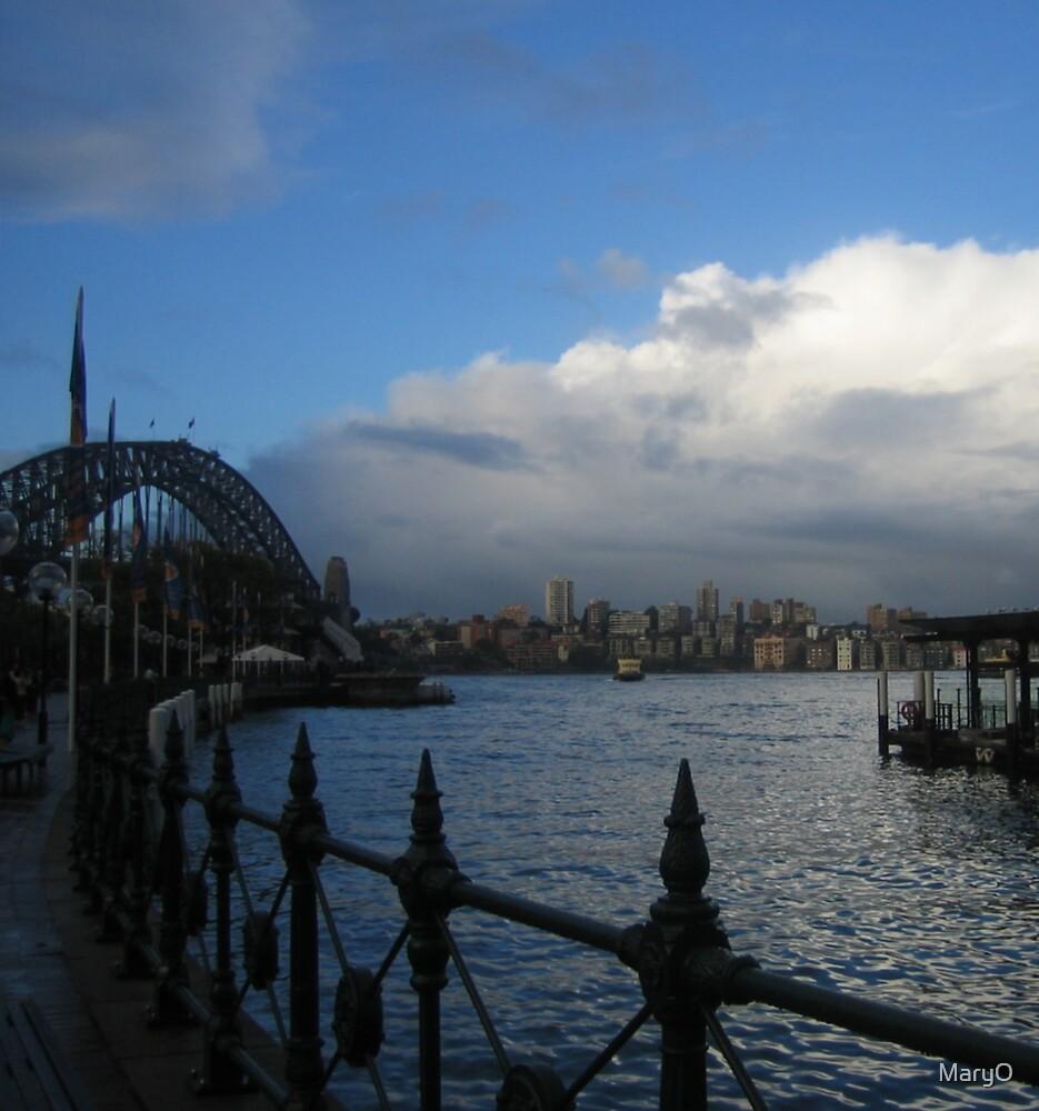 The Bridge by MaryO