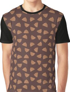 poo pattern Graphic T-Shirt