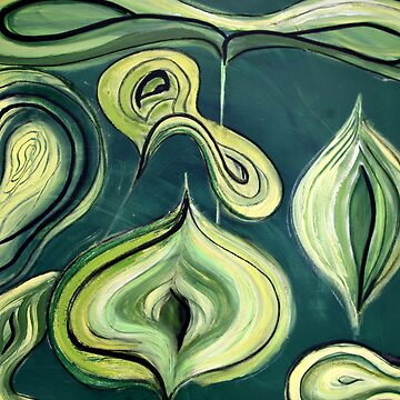 Green onions by huess