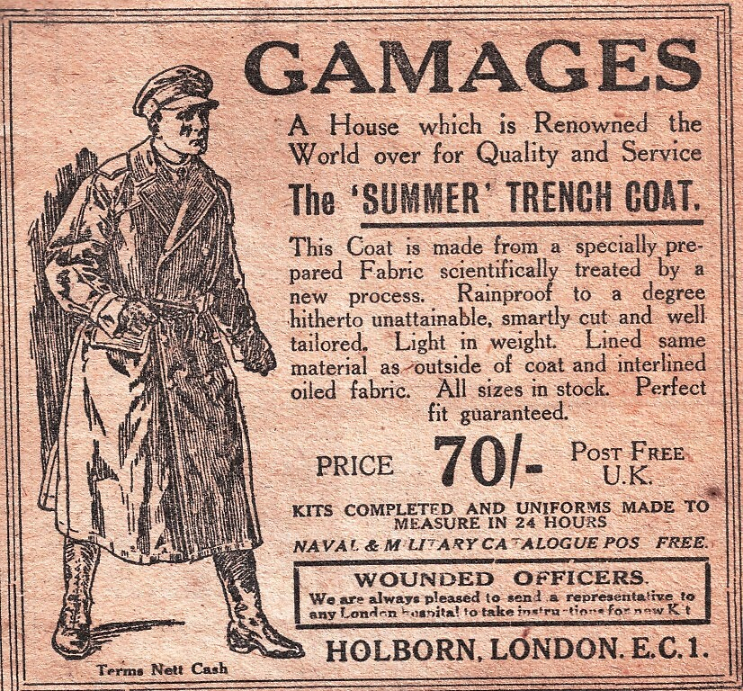 Gamages by Patrick Ronan