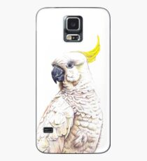 Sulphur Crested Cockatoo Case/Skin for Samsung Galaxy