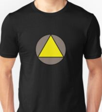 Yellow Triangle T-Shirt