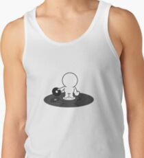 Pinhead in a Spin Tank Top