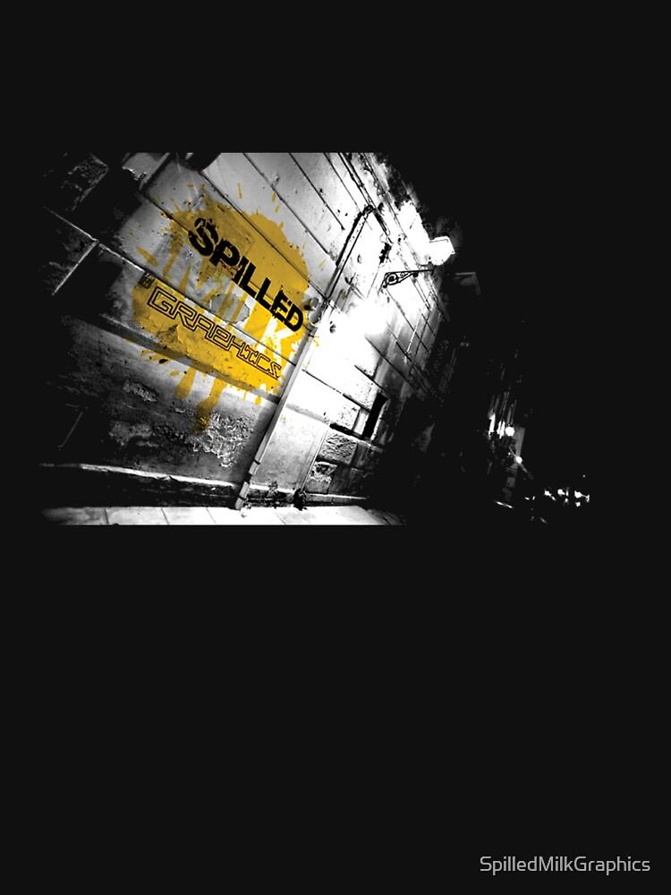 SPILLED MILK- WALL by SpilledMilkGraphics