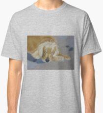 Sleeping Pet Classic T-Shirt