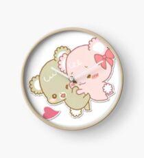 Sugar Cubs - Hug Clock