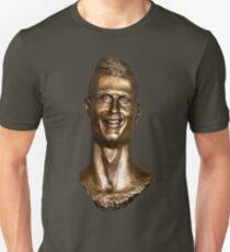 Cristiano Ronaldo Statue/Bust Unisex T-Shirt