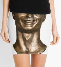Cristiano Ronaldo Statue/Bust Mini Skirt