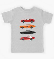 The Car's The TV Star Kinder T-Shirt