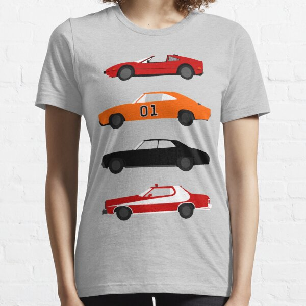 The Car's The TV Star Essential T-Shirt
