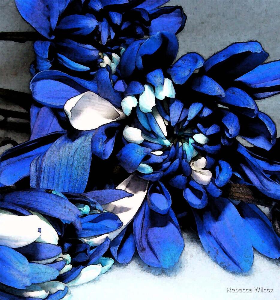 Bluesy by Rebecca Brann
