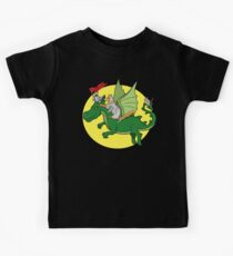 Off to adventure! Kids Tee